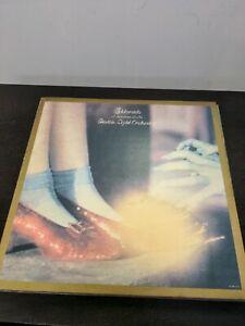 Record Album Electric Light Orchestra Eldorado LP VG