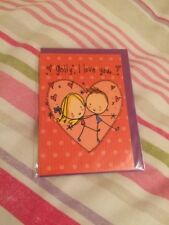 I Love You Card By Juicy Lucy