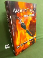 IAN WATSON & ANDY WEST WATERS OF DESTINY 1 : ASSASSINS' LEGACY SIGNED NUM LTD ED