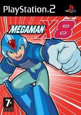 PS2 Spiel Mega Man X8 NEUWARE