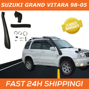 Snorkel / Schnorchel for Suzuki Grand Vitara 1998 - 2005 Raised Air Intake
