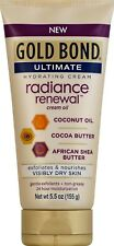 New Gold Bond Radiance Renewal Hand And Body Lotions 5.5 Oz.