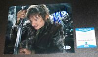 !! Martin Freeman SIGNED The Hobbit AUTOGRAPHED 8X10 Picture Beckett PSA !!