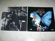 Bulgarian Jazz Quartet FOCUS 65 * German MPS WHITE PROMO FOC LP * NM *
