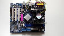 Asrock P4VM800 DDR 400 Prescott 800 + intel Pentium 4 + cooler + fan
