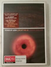 Live at the O2 London, England by Kings of Leon (DVD, Nov-2009, RCA)