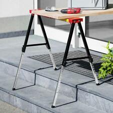 Kraft Werkzeuge Vario Arbeitsbock höhenverstellbar 2er Set 150kg Werkstattbock