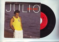 disque 45 tours julio iglesias - ae , ao -- everytime we fall in love