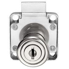 1pieces Of 2 Keys Cylindrical Cam Key Lock Tool Cabinet Desk Drawer Lock
