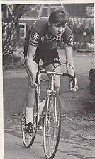 HERMAN HOOGZAAD Cyclisme 60s WILLEM II Gazelle Ciclismo Wielrennen Cycling vélo