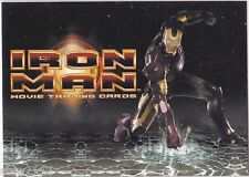 IRON MAN MOVIE 2008 RITTENHOUSE ARCHIVES BASE TRADING CARD SET (70)