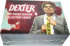 Breygent Dexter Season 3 Complete 72 Card Basic Set
