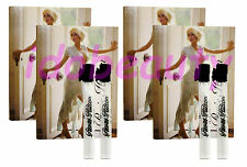 4 x FIRST PARFUM BY PARIS HILTON 1.52 ML. MINI