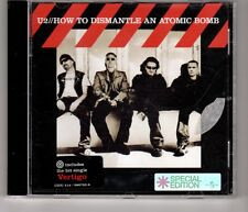 (HH700) U2, How To Dismantle An Atomic Bomb - 2004 CD