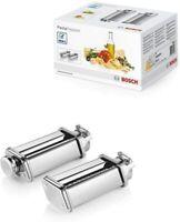 Bosch MUZ5PP1- Set de Pasta, accesorio para robot de cocina MUM5 acero Inoxidabe