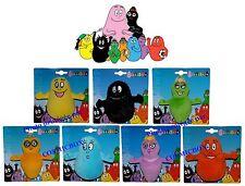 BARBAPAPA lot des 7 peluches enfant BARBABÉBÉ figurine personnage dessins animés