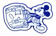 2018 Disney DVC Mickey Vacation Mickey Lugging Suitcase Pin