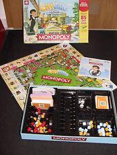MONOPOLY City Ville A2052 Hasbro Gaming Das berühmte Spiel um den großen Deal