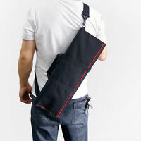 22 Pocket Chef Knife Roll Bag Case Cutlery School Chef Knife Storage Bag Strap