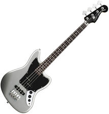 Fender Vintage Modified Series Jaguar Special SS Bass in Silver