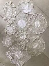 Vintage Table Linen - Doilies / Mats