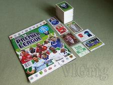2012 Barclays Premier League topps - empty album RU + set (ALL 462 stickers)