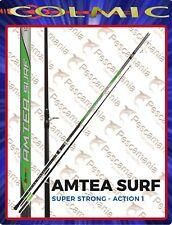 Colmic Amtea Surf Canna da pesca in mare Lago fiume Carbonio