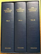 Connaught Rangers by Jourdain & Fraser 3 Volumes in Slip Case Limited Edition