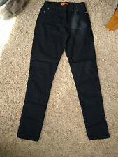 DENIM CO BLACK SKINNY JEGGINGS SIZE 12 NEW WITHOUT TAGS PRIMARK