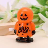 Kunststoff Halloween Walking Kürbisform Uhrwerk Spielzeug Kinder Pädagogisches