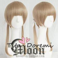 Halloween Wig Cosplay Prince of STRIDE Sakurai Nana brown fashion long Hair