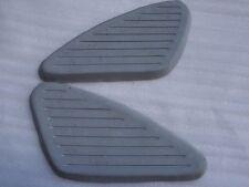 Bsa A10 A50 A65 B40 C15 1960-68 Petrol Tank Knee Pad Rubber 40-8012 Grey