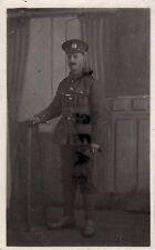 WW1 soldier Northants Northamptonshire Regiment