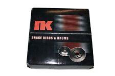 2x NK Bremsscheiben 245x10 hinten für Audi 80 B3 B4 90 B2 B3 100 C1 C2 C3 Coupe