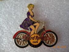 Hard rock cafe Maui-pin up girl #2 on Bicycle