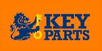 Key Parts Front Brake Disc Pair KBD4528 - BRAND NEW - GENUINE - 5 YEAR WARRANTY