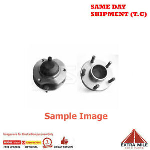 GSP Wheel Hub Assembly Rear For Volkswagen LIBERTY - 325025