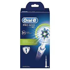 Oral-B PRO 600 Brosse à Dents Électrique