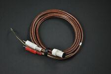 SAEC CX-5006 MC Cord 5pin Phono RCA Tonearm Arm Cable