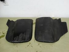 1999 Honda Foreman 450s front fender extensions B285