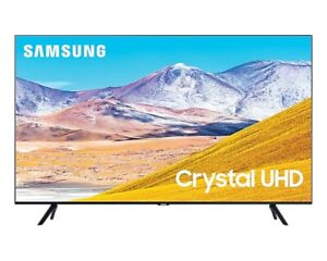 "TV SAMSUNG 50TU8002 50"" SMART LED CRYSTAL-UHD 4K Televisore HDR DVB-T2 WiFi Nero"