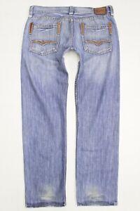 Replay regular fit blue jeans W36 L35