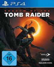 Shadow of the Tomb Raider für Playstation 4 PS4 | Lara Croft | NEUWARE | DEUTSCH
