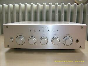 SONY TA-F 5000 champagner, Sony Stereo Vollverstärker TA-F5000 ..ähnlich 3000 ES