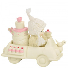 Snowbabies Emergency Delivery Service Figurine 4058220 - Brand New
