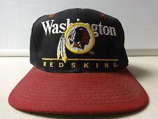 Vintage 607ms NFL Washington Redskins Casquette Snapback hommes XS par Eastport