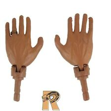 Obama - Hands (Bendy w/ Ring) African American - 1/6 Scale - DID Action Figures