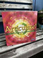 Articulate Fast Talking Description Board Game Describe Word Family New & Sealed