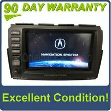 03 ACURA MDX Navigation System  GPS LCD Display Screen Monitor 39810-S3V-A110-M1