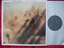 Stephan Micus - Listen to the rain    klasse Japo  LP